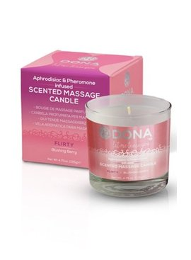 DONA Tease Massage Candle