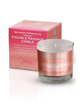 Kiss Massage Candle, by DONA