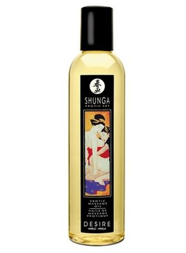 Shunga Erotic Massage Oil
