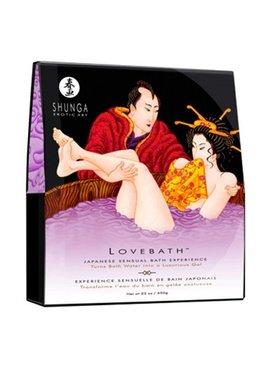 Shunga Love Bath - Sensual Lotus