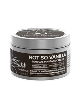 JO Soy Sensual Massage Candle Not So Vanilla - 1.4oz