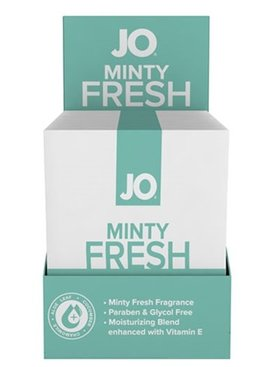 System Jo JO Personal Wipes Minty - Single Pack