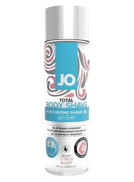 JO Total Body Intimate Shave Gel Citrus Awake