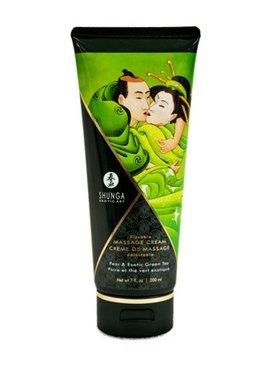 Shunga Shunga Massage Cream - Pear and Exotic Green Tea