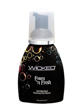 Wicked Sensual Care Foam n' Fresh Toy Cleaner