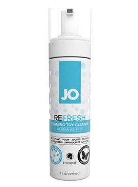 JO Refresh Foaming Toy Cleaner - 7 oz