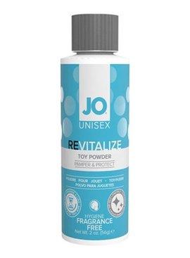JO Revitalize Toy Powder Unscented