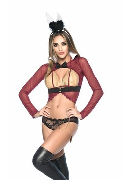 Mapale Fantasywear/Costume Str Book Bunny