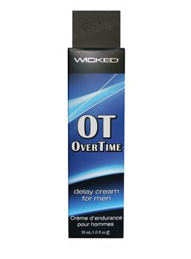 Wicked Sensual Care OverTime Delay Cream for Men