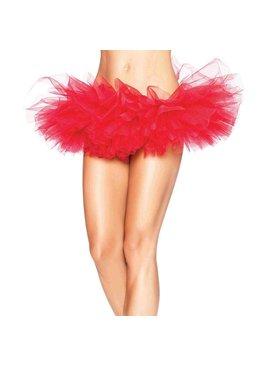 Leg Avenue Red Tutu Skirt