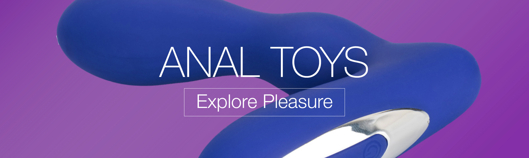 Anal Toys For Him