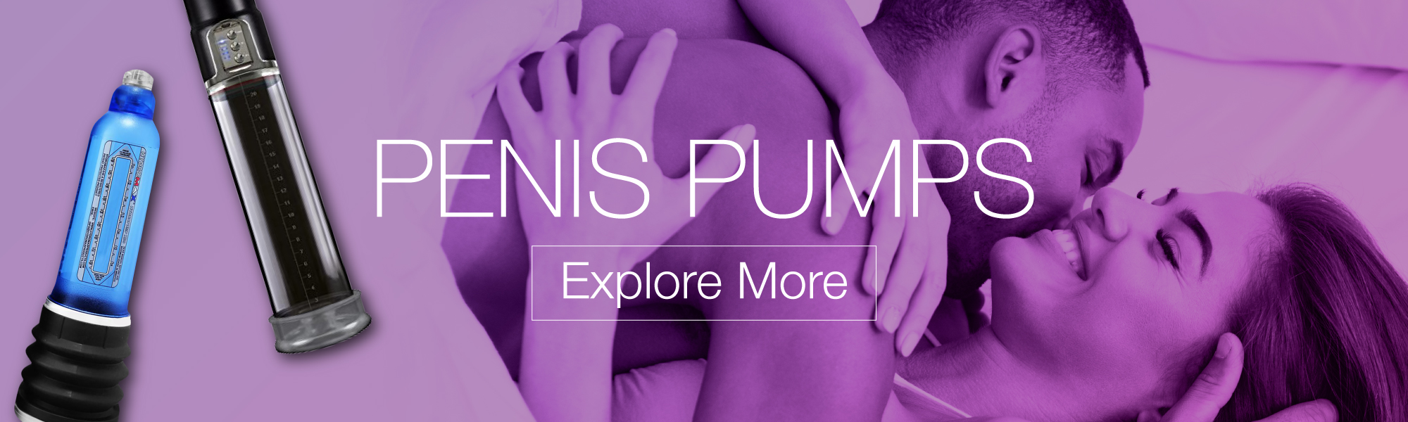 Penis Pumps For Him