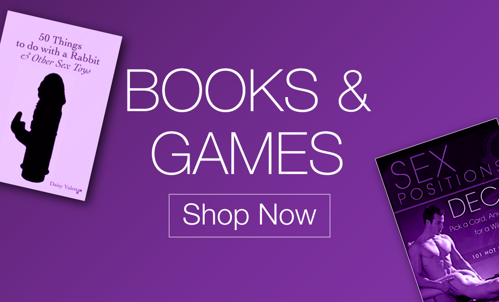 Sexy Books and Games for Couples