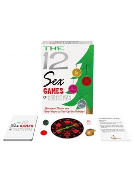 Kheper Games 12 Sex Games Of Christmas