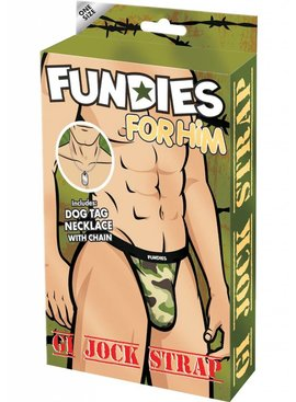 Xgen Products Fundies Gi Jock Strap