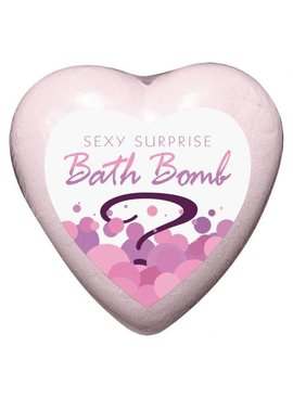 Kheper Games Heart Bath Bomb (with a surprise!)