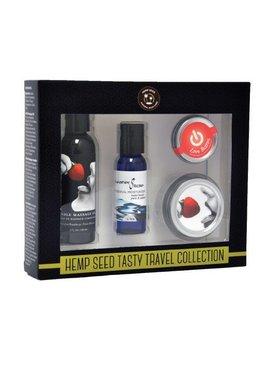 Earthly Body Tasty Traveler Kit - Strawberry