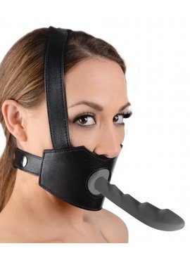 Masters MASTER S FACE DILDO HARNESS