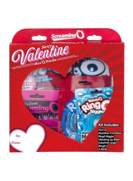 1 Screaming O Valentine's Day Box O' Tricks