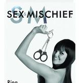 Sex & Mischief Sex & Mischief Ring Metal Handcuffs