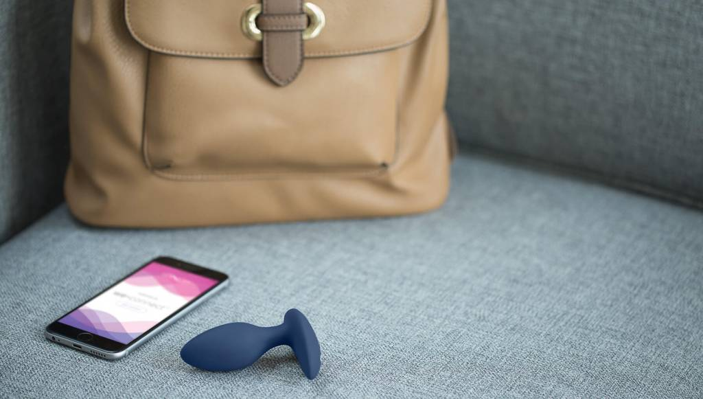 Standard Innovation We-Vibe Ditto (Midnight Blue)
