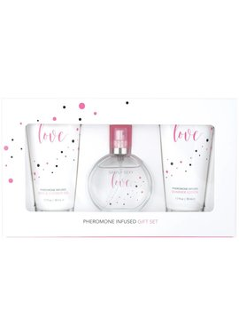 Classic Erotica Simply Sexy Love - Pheromone Infused Gift Set