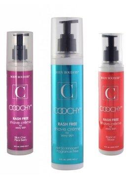 Coochy Rash-Free Shave Creme - 8oz