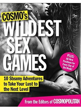 Books Cosmo's Wildest Sex Games