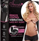 Xgen Products Vibrating Lace Bodyshort with Remote