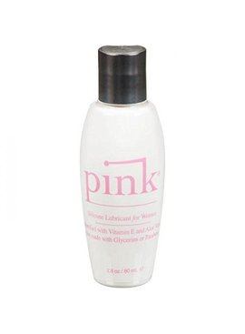 Empowered Products Pink Silicone Lube 2.8 oz