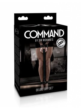 Sir Rich Command Sir Richard's Command Deluxe Cuff Set