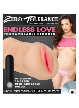 Zero Tolerance Endless Love Vibrating Stroker