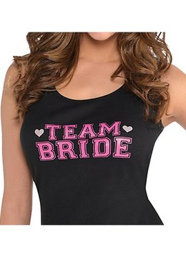 Bachelorette Tank Top Team Bride - S/M