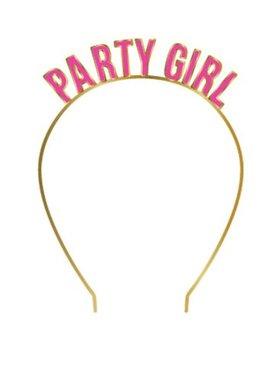 Bachelorette Party Girl Headband