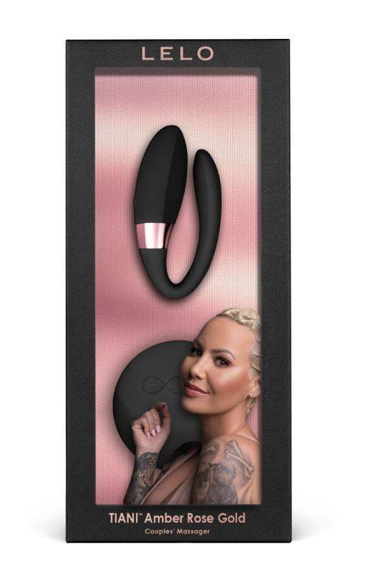 LELO TIANI Amber Rose Limited Edition