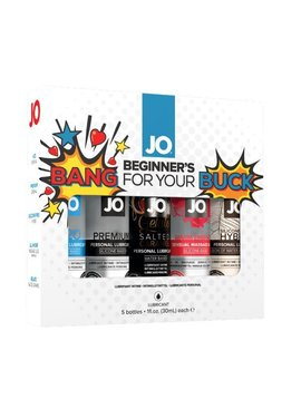 Jo Bang for Your Buck 5 Pack - Limited Edition
