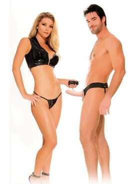 Pipedream Products For Him or Her Vibrating Hollow Strap On