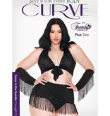 L Boxed Fantasy Curve Sassy in the Saddle Costume