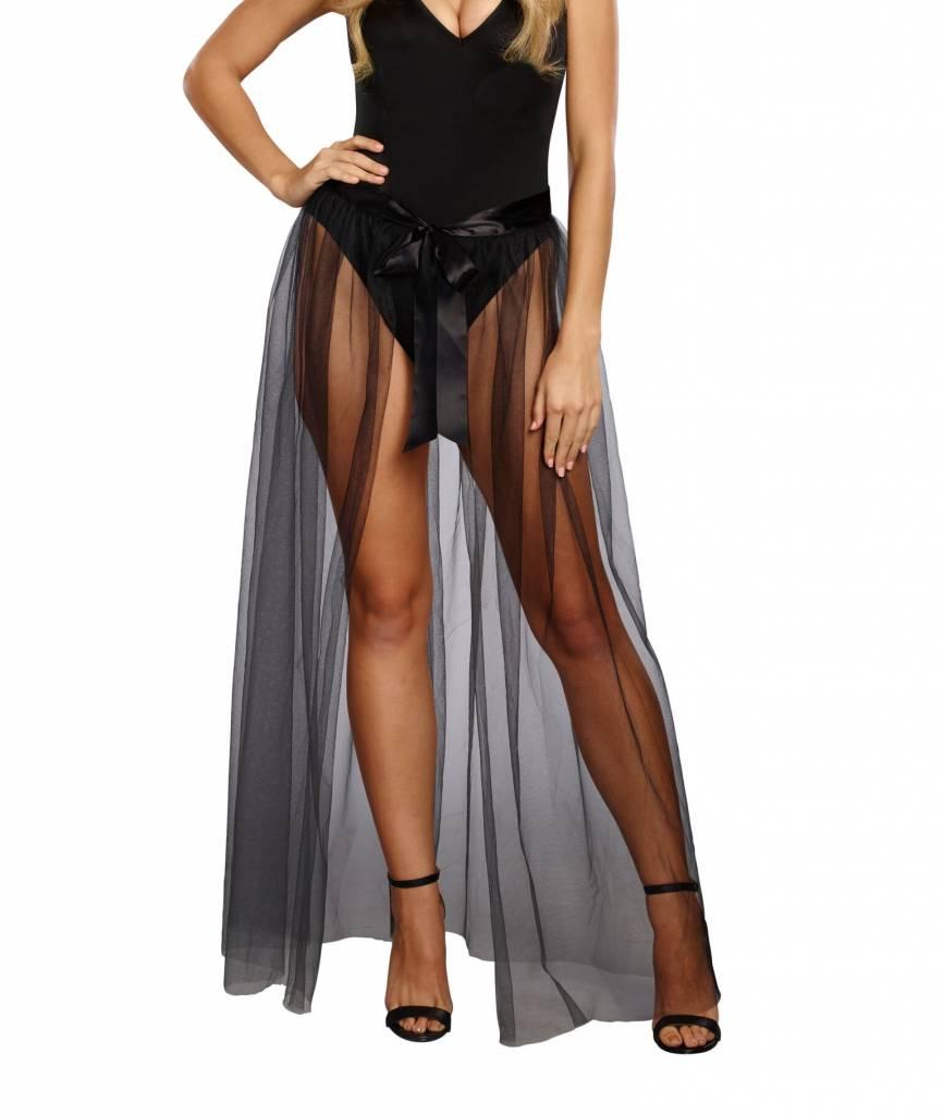 1 Sheer Costume Skirt