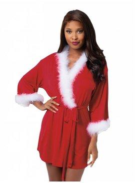 Sultry Santa Robe