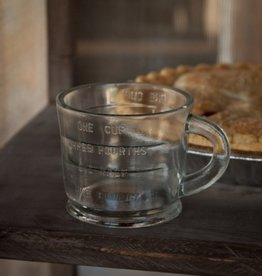 Everyday Vintage glass measuring cup.