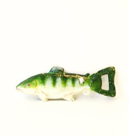 Everyday Metal Fish Bottle Opener.
