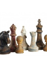 "Everyday Oversized pawn chess piece. Approximate size is 12""x7""."