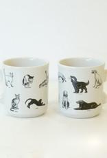 Everyday Novelty Cat Mug