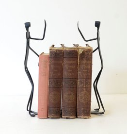 Everyday Metal Shadow Book Ends.