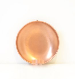 Everyday Copper Tealight Wall Sconce, Large