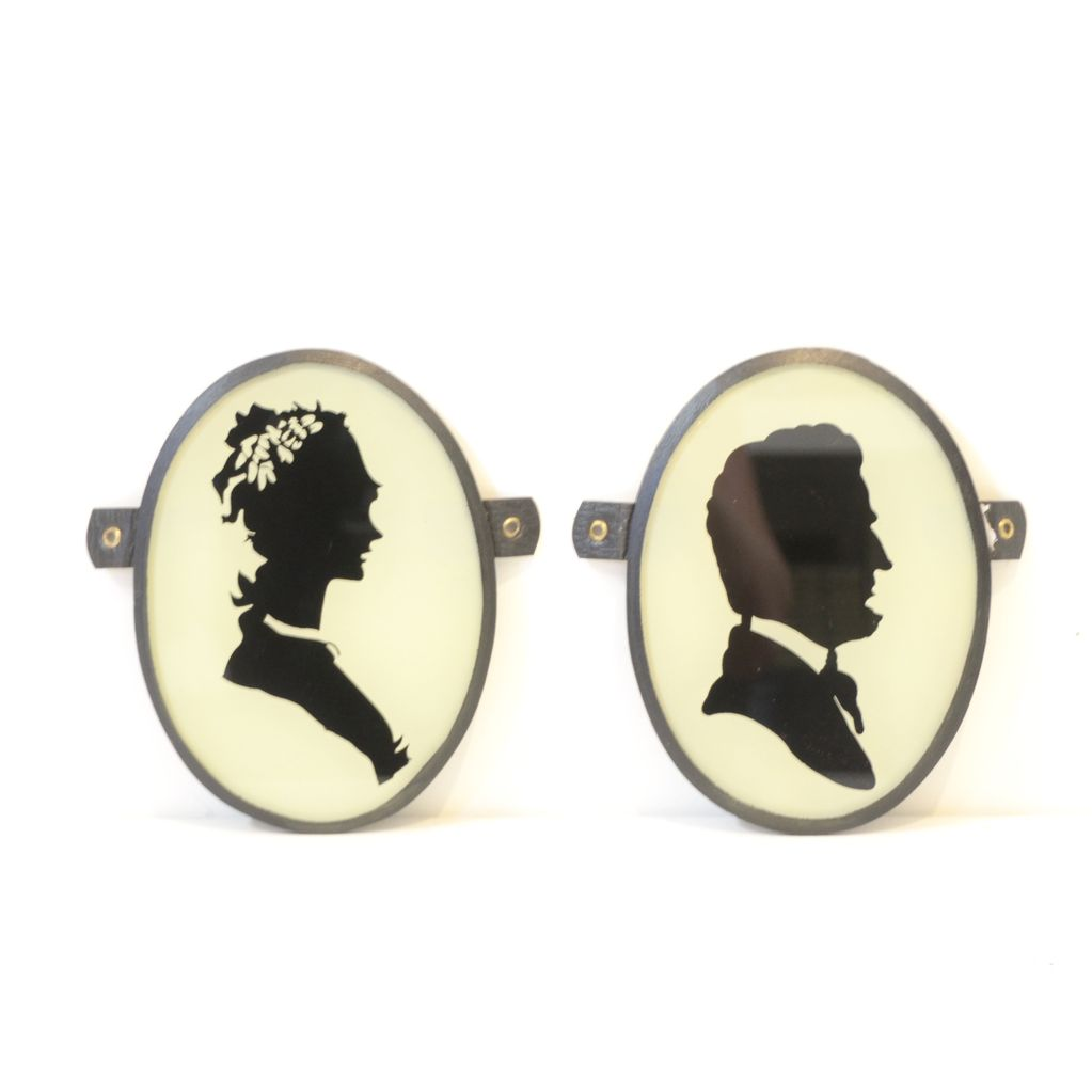 Everyday Mary Todd Lincoln Cameo Plaque