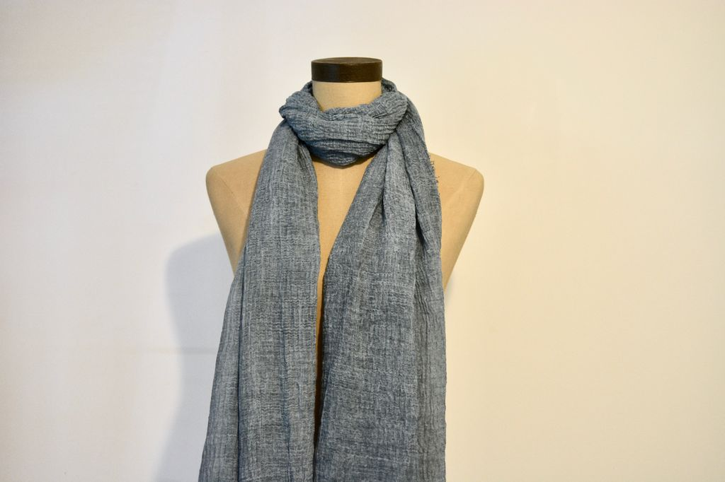 Everyday Uptown Teal Scarf
