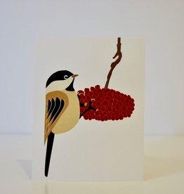 Everyday Chickadee Card
