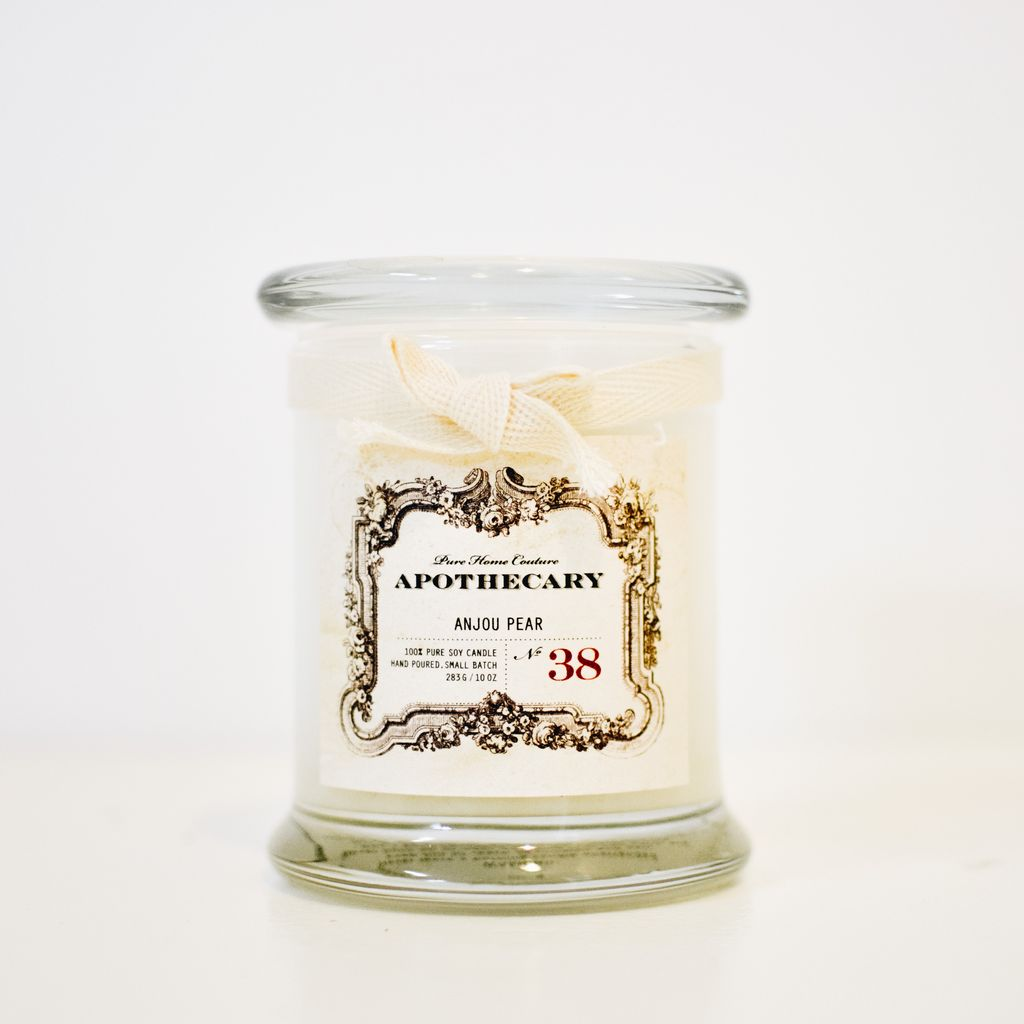 Everyday Pure Soy Candle - Anjou Pear
